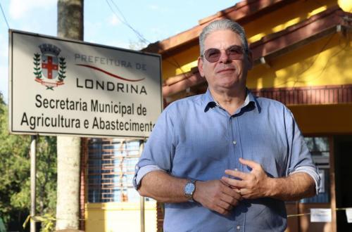 20-05-20 - Novo Secretário de Agricultura - Fotos: Emerson Dias