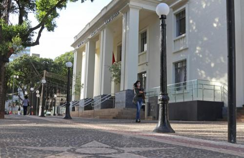 29.05.2020 - Tombamento do prédio da Biblioteca Pública. Fotos: Emerson Dias