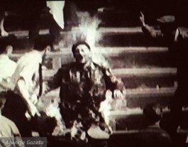 le 16 janv 1969, Jan Palach s'immole par le feu pour protester contre l'invasion de la Tchécoslovaquie