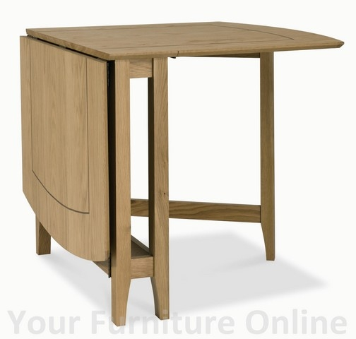 Ikea gateleg table, 21st century