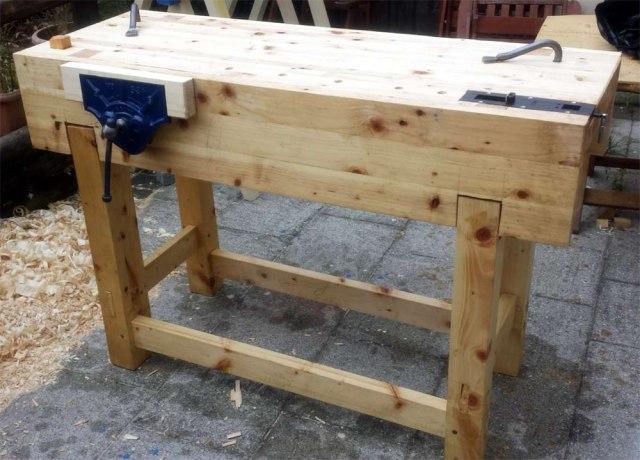 bench-build