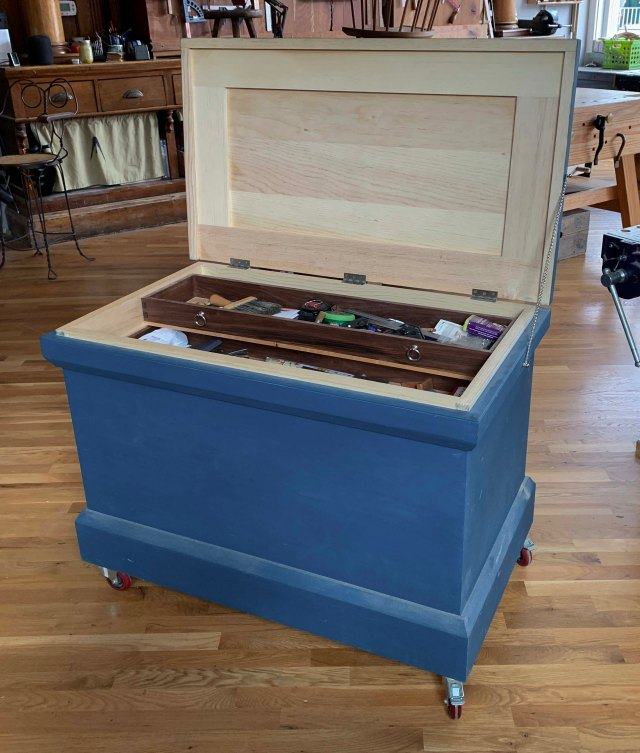 english tool chest