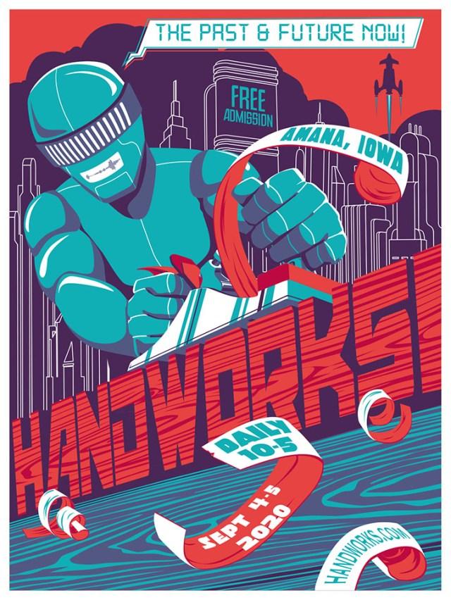 Handworks logo