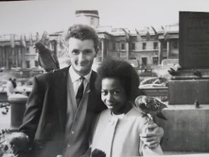 Leonora and Michael - AKA my folks