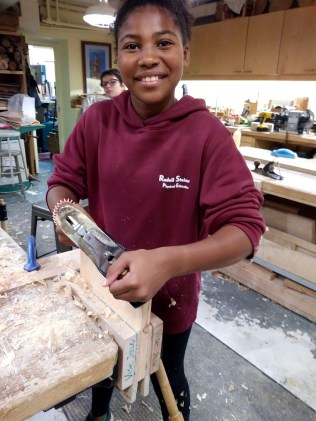 One of Yoav's sixth-grade students