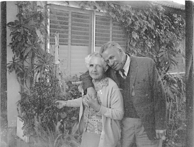 My maternal Grandparents (1)