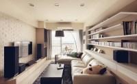 How To Light A Narrow Living Room