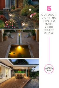 5 Outdoor Lighting Tips To Make Your Space Glow