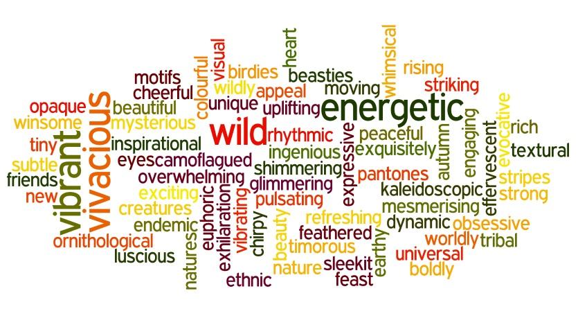 Descriptive Words For Resume Objective