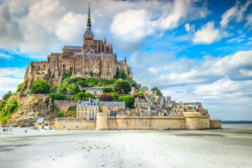 Tourism in Normandy: enjoy the famous French region