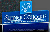 Foster City Summer Waterfront Concert