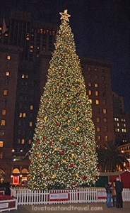 Christmas Tree Lighting - Union Square, San Francisco