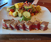 Napa Valley - Rutherford Grill, Calistoga