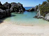Jobsons Cove Beach - Bermuda