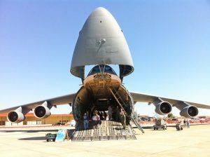 Travis Air Show - C-5B Galaxy