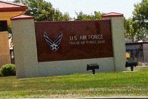 Travis Air Force Base, California