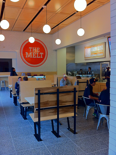 Inside The Melt, Stanford Shopping Center, Palo Alto, CA