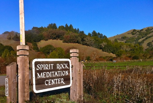 Spirit Rock Meditation Center, Marin, CA - © LoveToEatAndTravel.com