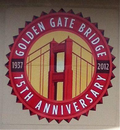 "Golden Gate Bridge ""75th Anniversary"" - San Francisco, California"