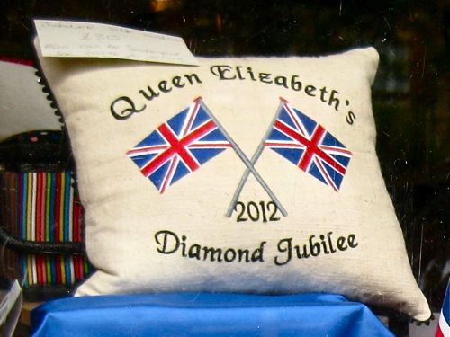 The Queen's Diamond Jubilee 2012 - London, England