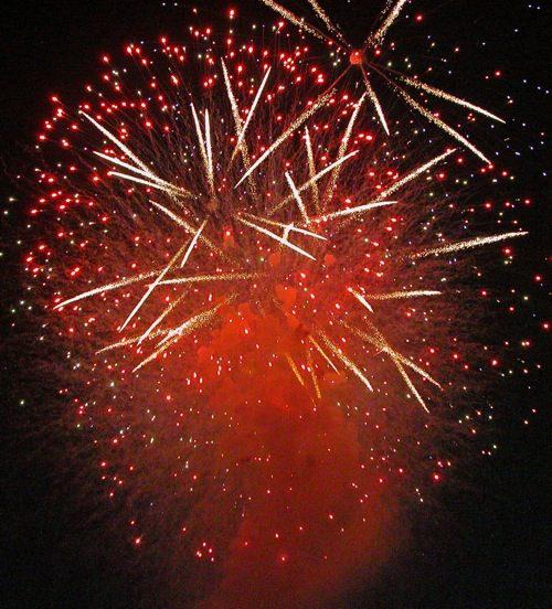 4th of July Fireworks - © LoveToEatAndTravel.com
