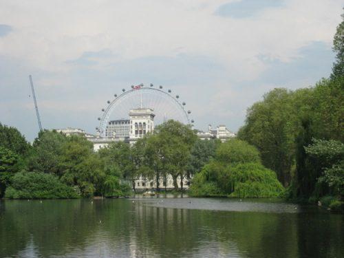 London Eye, London, England - © LoveToEatAndTravel.com