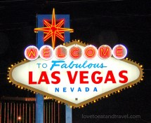 Las Vegas Fun In Winter And