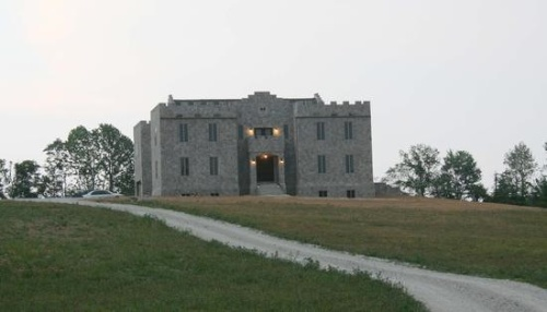 Clayshire Castle - Lance Burris © 2013