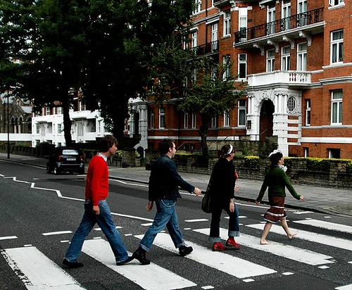 Abbey Road, London - © All rights reserved by j.lil at Viator Flickr