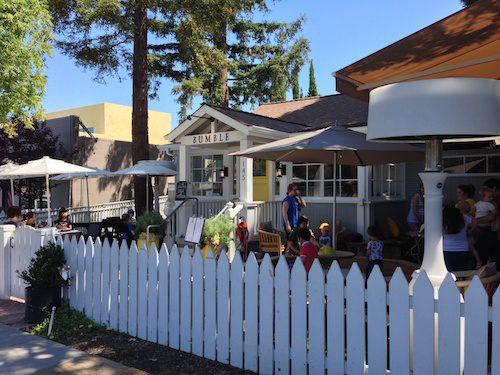 Bumble restaurant in Los Altos, CA © LoveToEatAndTravel.com