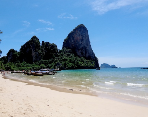 Railay, Thailand – © Michelle Vogel