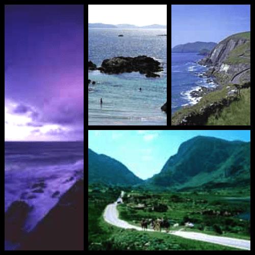 Killarney - Dingle Peninsula, Ring of Kerry and Gap of Dunloe © Tourism Ireland