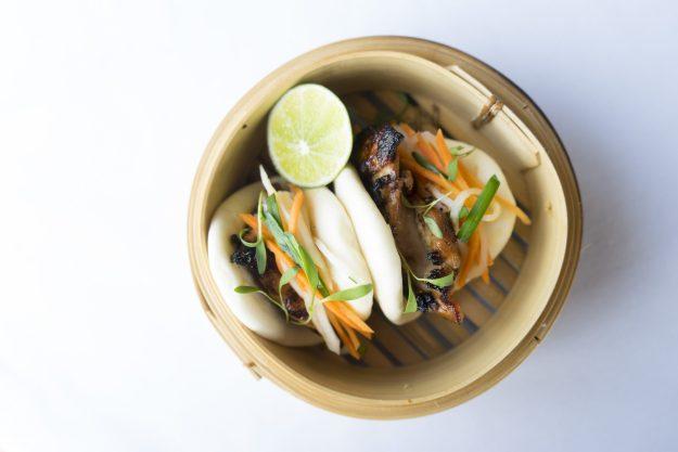 Spring Small Bites - Vietnamese Chicken Bun - photo credit: CLIFT Hotel