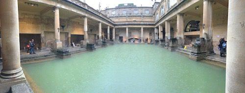The Roman Baths, Bath, UK - photo © Love to Eat and Travel