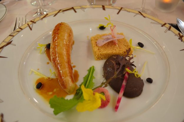Loiseau des Vignes dessert - Photo Credit: Francoise Brooks