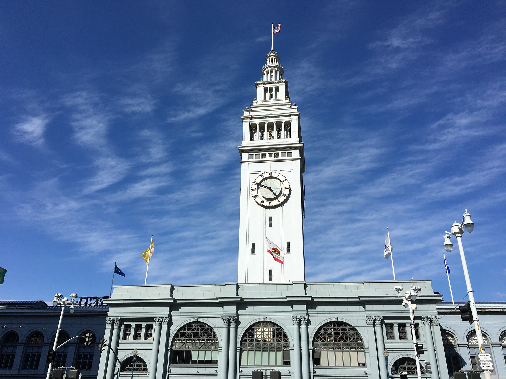 Ferry Building, San Francisco, CA