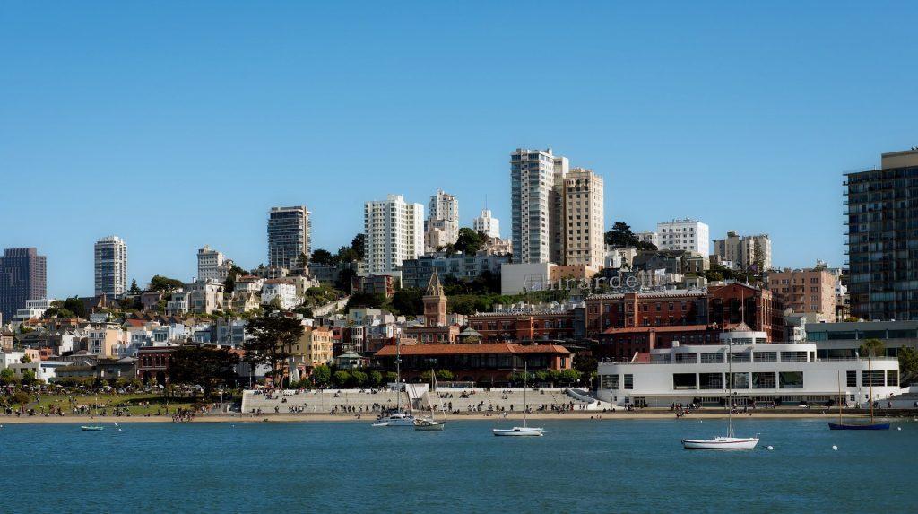 Ghirardelli Square, San Francisco, CA