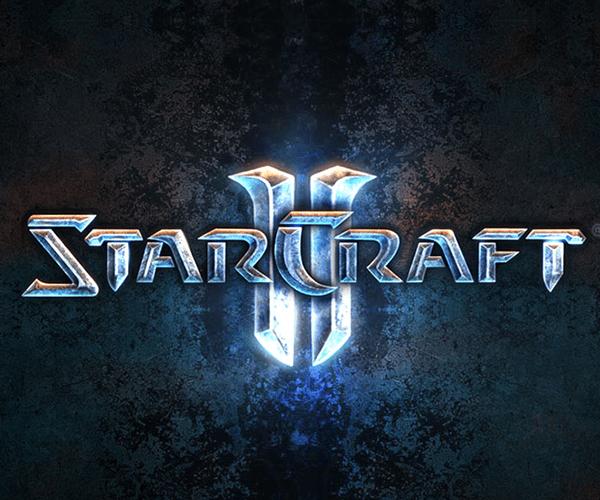 Logo del nuevo Starcraft