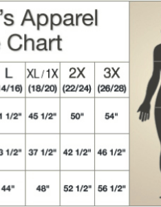 also ltd update new size charts for women   apparel rh blogdcommodities