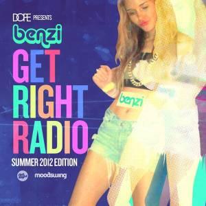 Lucille Roberts Mixtape Mondays DJ Benzi Get Right Radio