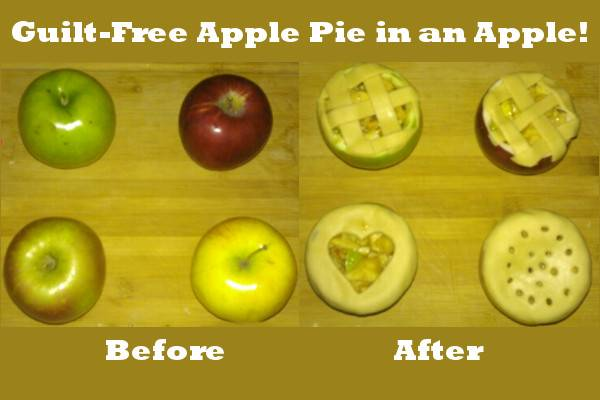 Calories in an apple pie