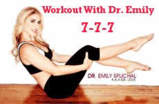 workouts, exercises, workouts to do at home, workouts to do at the gym, Dr. Emily, Emily Splichal, workouts to burn fat, exercises to lose weight, lucille roberts