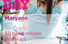 LR Werkout of the Day - Maryann