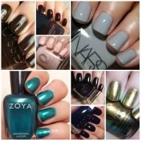 8 Must-Have Fall Nail Polish Colors!