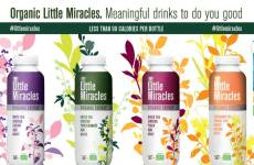 Little Miracles Organic Energy Drink