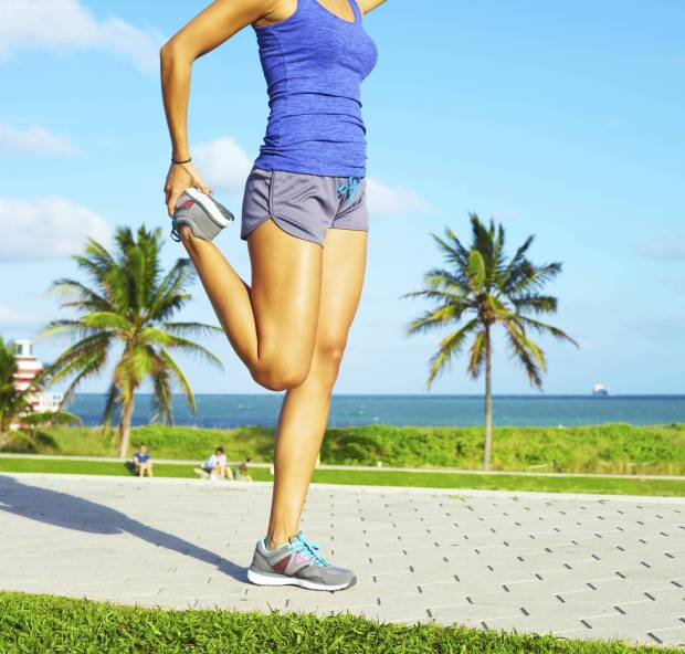 Make Fitness A Habit This Summer