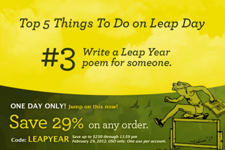 Leap Day Thing 3