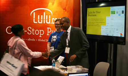 Kevin Powell at BEA 2012