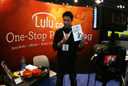 David Thorne at BEA 2012