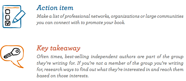 Key Takeaways and action items Tip 2